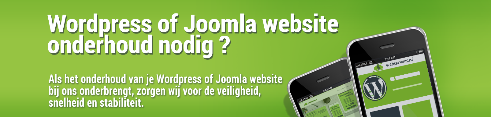 website-onderhoud-banner